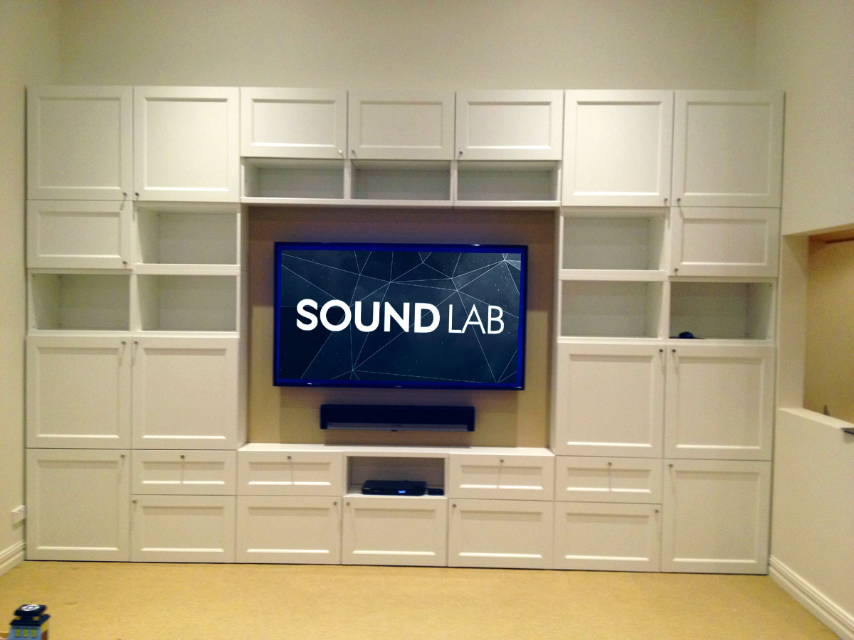 surround sound system installations