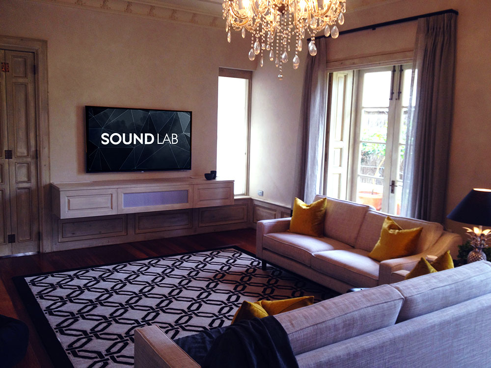 Sonos home theatre system perth