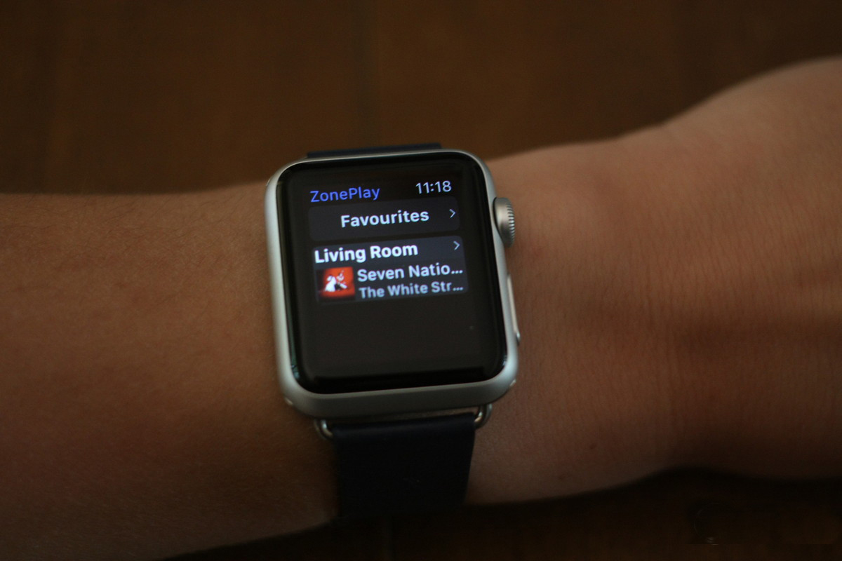 sonos iwatch play