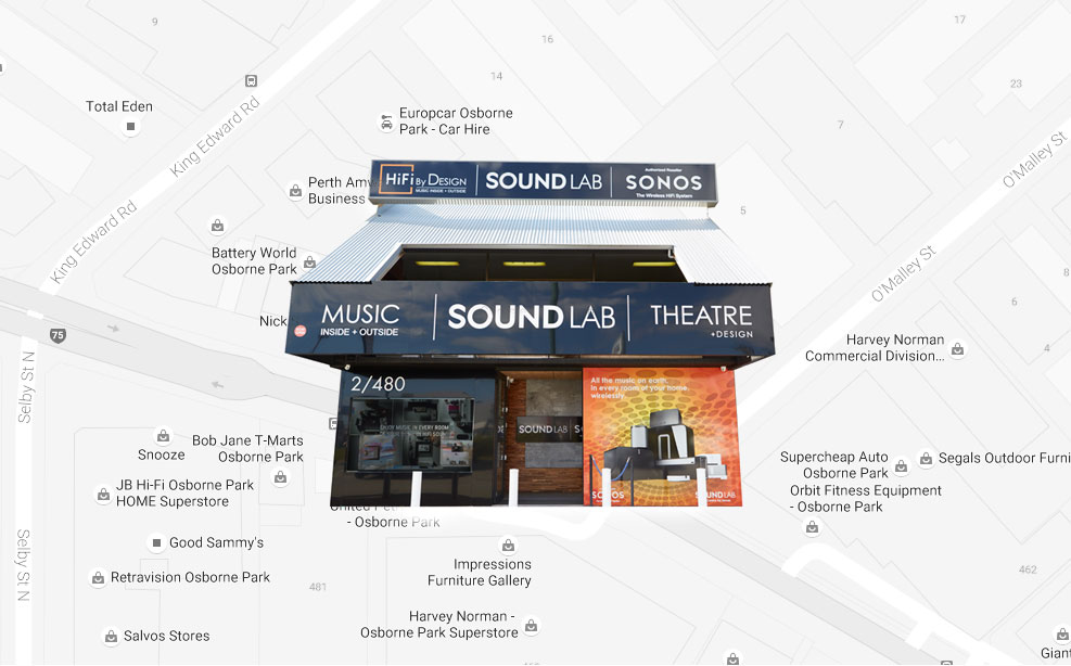 Sonos Perth | Home Theatre Speakers Perth | Soundlab Perth